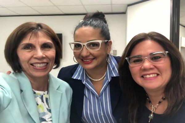 Capitulo Memorial 2019: Mari J. Perez/Yubi Escalona/Gloria Rademaker